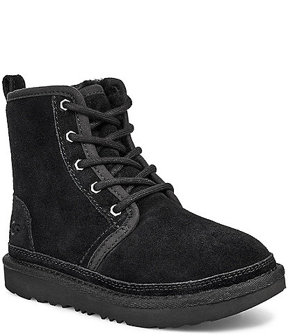 UGG® Boys' Harkley Suede Boots