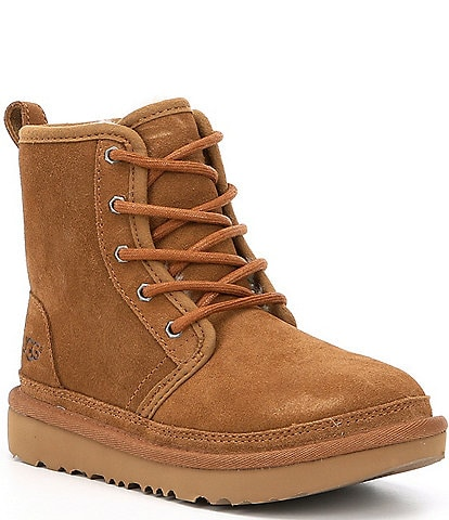 UGG® Boys' Harkley Suede Boots (Youth)
