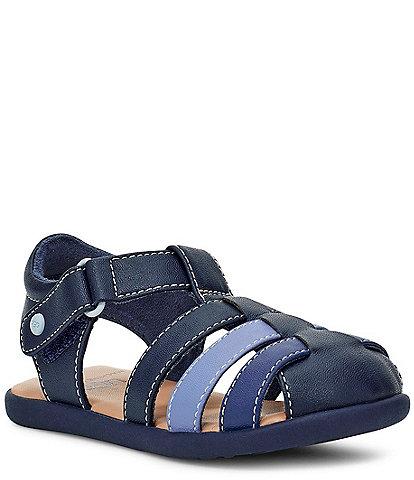 UGG® Kids' Kolding T Fisherman Colorblock Sandals (Toddler)