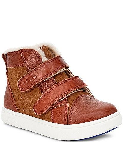 UGG Boys' Rennon II Sneaker