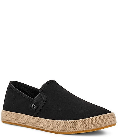 UGG® Bren Canvas Slip-On Sneakers