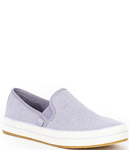 UGG® Bren Cotton Mesh Slip-On Sneakers