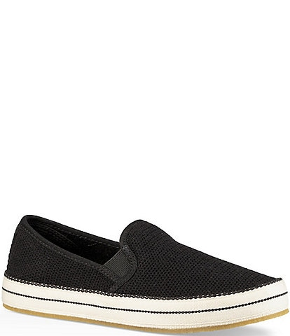 41b6e0f1145e UGG® Bren Cotton Mesh Slip-On Sneakers