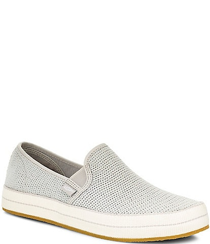 84b397f269e0cd UGG® Bren Cotton Mesh Slip-On Sneakers