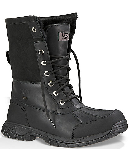 UGG® Men's Butte Waterproof Winter Boots