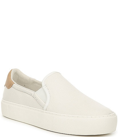 UGG® Cahlvan Leather Sneakers