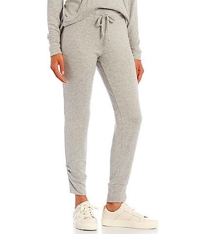 UGG® Casia Solid Brushed Knit Jogger Coordinating Lounge Pants