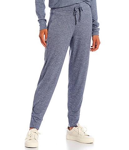 UGG Casia Solid Brushed Knit Jogger Coordinating Lounge Pants