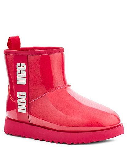 UGG® Classic Clear Mini Waterproof Winter Boots