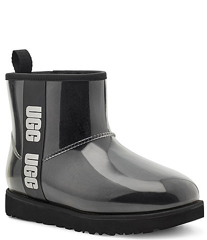 UGG® Classic Clear Mini Waterproof Winter Boots