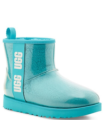 UGG® Classic Clear Mini Waterproof Boots