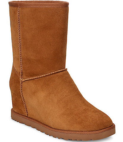 UGG® Classic Femme Short Wedge Boots