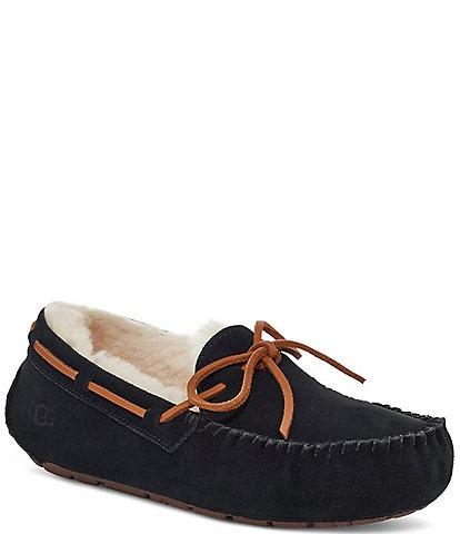 UGG® Dakota Water Resistant Suede Slippers