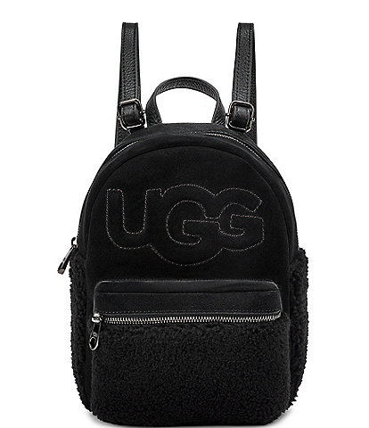 UGG Dannie II Sheepskin Mini Backpack