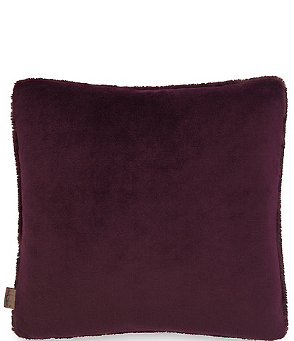 UGG® Euphoria Faux Fur Square Pillow