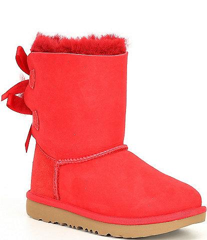 UGG® Girls' Bailey Bow II Water Resistant Boots Infants