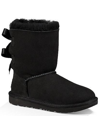 UGG® Girls' Bailey Bow II Water Resistant Boots (Infants)