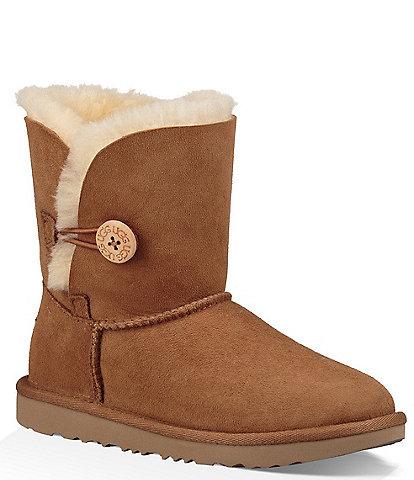 UGG® Girls' Bailey Button II Boots (Infant)