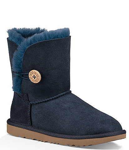 UGG® Girls' Bailey Button II Boots (Infant)