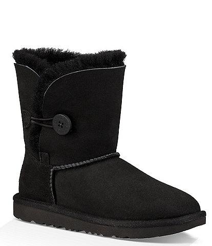 UGG® Girls' Bailey Button II Boots (Toddler)