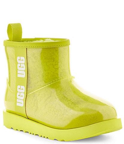 UGG® Girls' Classic Clear Mini II Boots (Youth)