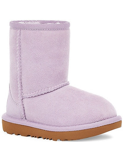 UGG® Girls' Classic II Water Resistant Boots Infant