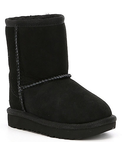 UGG® Girls' Classic II Water Resistant Boots (Infant)