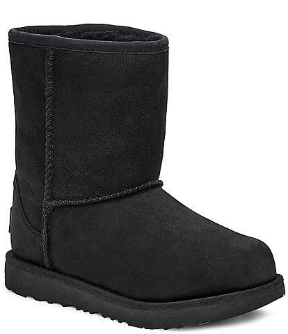 UGG® Kids' Classic Short II Waterproof Winter Boots (Youth)