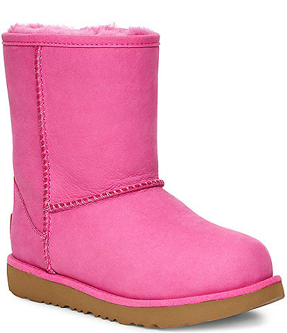 UGG® Kids' Classic Short II Waterproof Winter Boots (Infant)