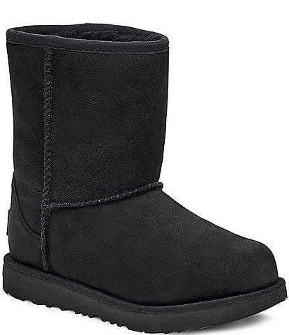 UGG® Kids' Classic Short II Waterproof Winter Boots (Toddler)