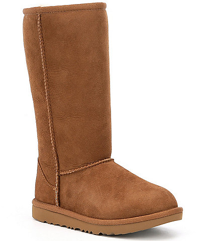UGG® Girls' Classic Tall II Boots (Youth)