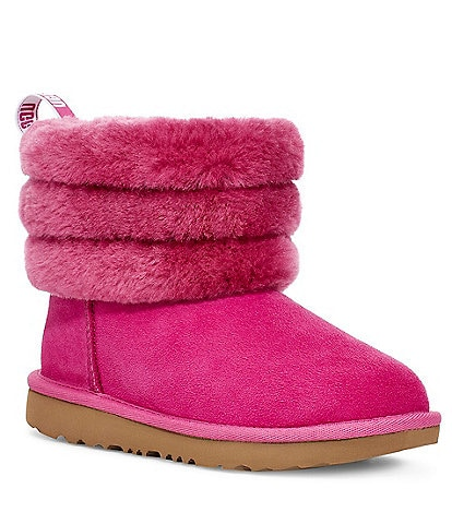 UGG Girls' Fluff Mini Quilted