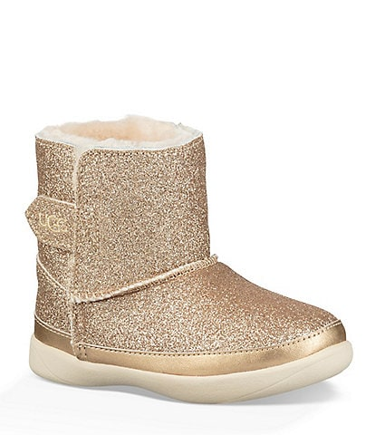 UGG® Girls Keelan Glitter Boot