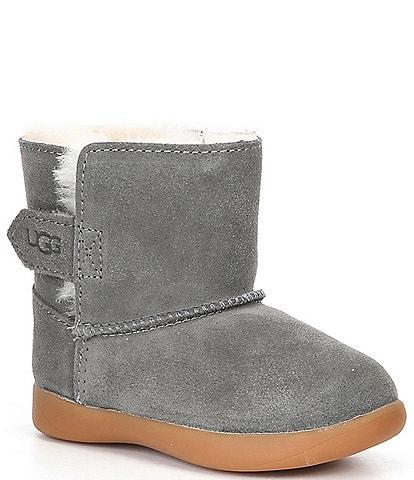 UGG® Girls' Keelan Suede Boots (Infant)