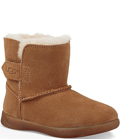UGG® Girls' Keelan Suede Boots (Toddler)