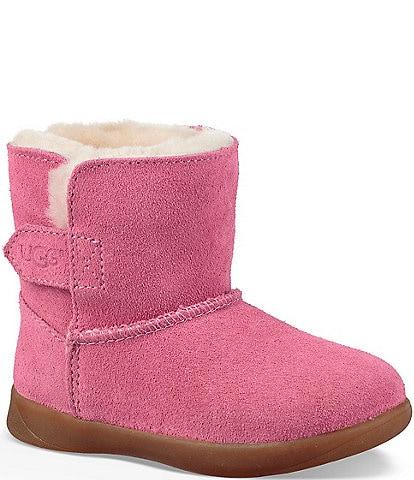 UGG® Girls' Keelan Suede Boots (Toddler)