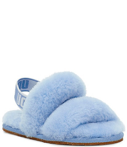 UGG® Girls' Oh Yeah Slipper Toddler