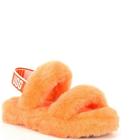 UGG® Girls' Oh Yeah Slippers (Youth)