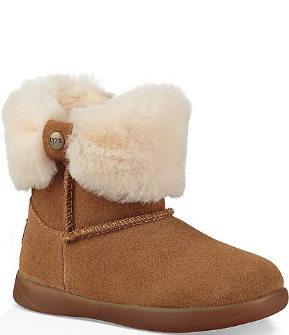 UGG® Girls' Ramona Suede Boots (Toddler)