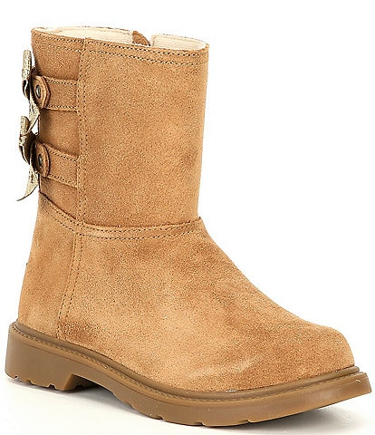 UGG® Girls' Tillee Suede Boots (Youth)