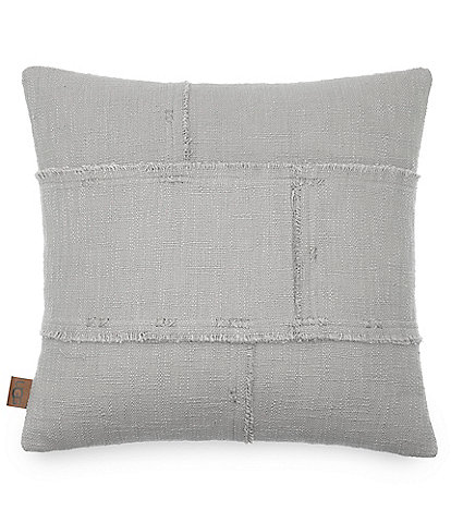 UGG Isabel Embroidered Square Pillow