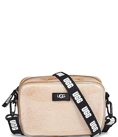 UGG Janey II Clear UGGPlush Crossbody Bag