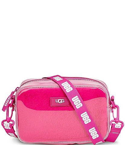 UGG Janey II Clear UGGPlush Crossbody Bag
