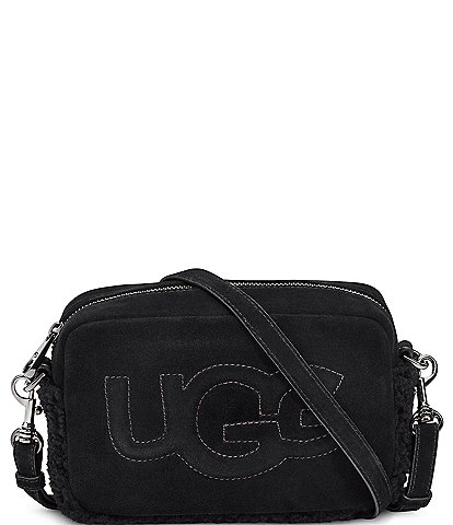 UGG Janey II Sheepskin Crossbody Bag