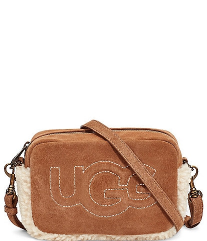 UGG Janey II Sheepskin Crossbody Bag