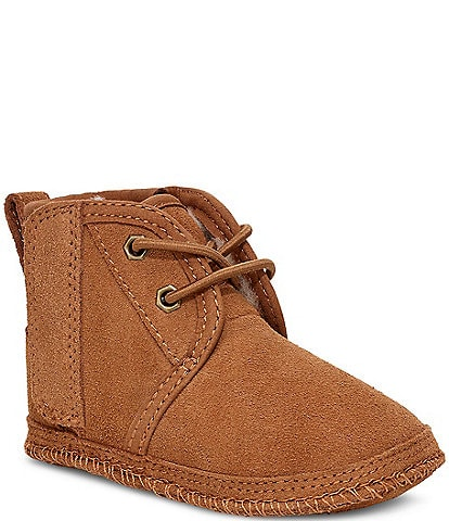 UGG Kids' Baby Neumel Crib Shoe Infant