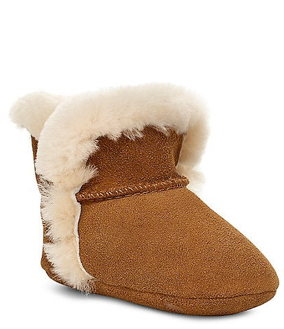 UGG Kids' Lassen Crib Shoe Infant