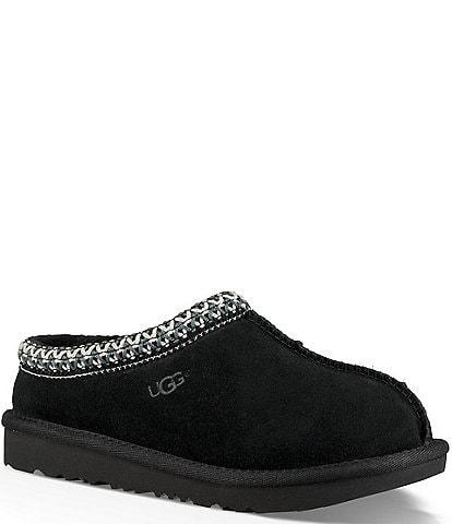 UGG® Kids' Tasman II Suede Slippers