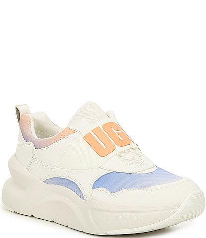 UGG® La Flex Gradient Logo Sneakers