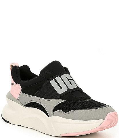 UGG® La Flex Logo Sneakers